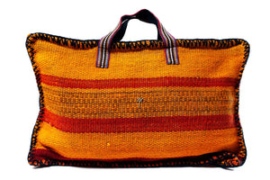 Orange Travel Bag