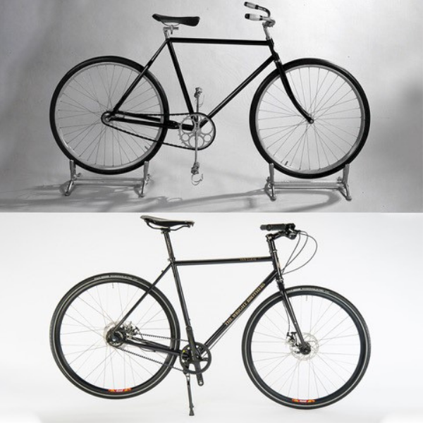 The Wright Brothers Cycle Company