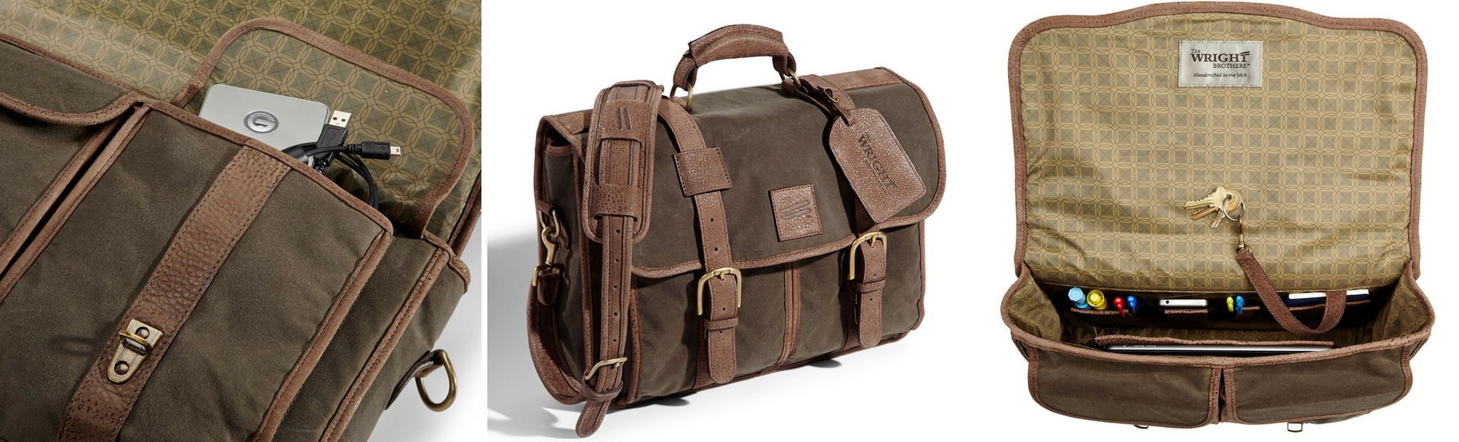 The Wright Brothers USA Bags and Cases Collection