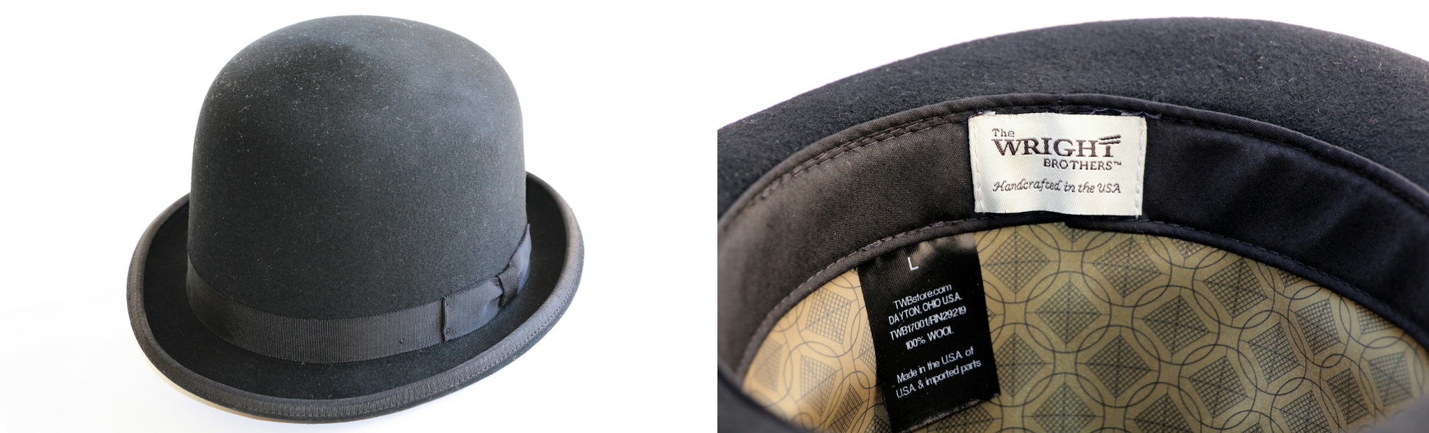 The Wright Brothers USA Hats Collection