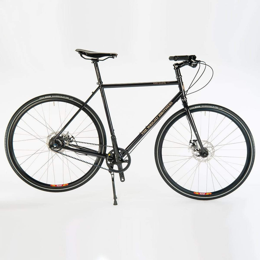 The Wright Brothers Cycle Company bicycles 46 cm Van Cleve® 1896 Alfine 11 adventure bicycle