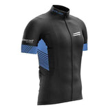 The Wright Brothers Cycle Company Shirts & Sweaters XS / Men's Van Cleve® peloton cycling jersey | short sleeve, full zipper