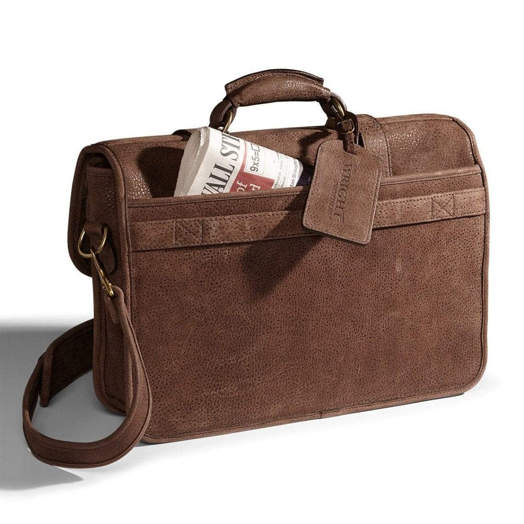 The Wright Brothers USA Bags & Cases Leather flight bag