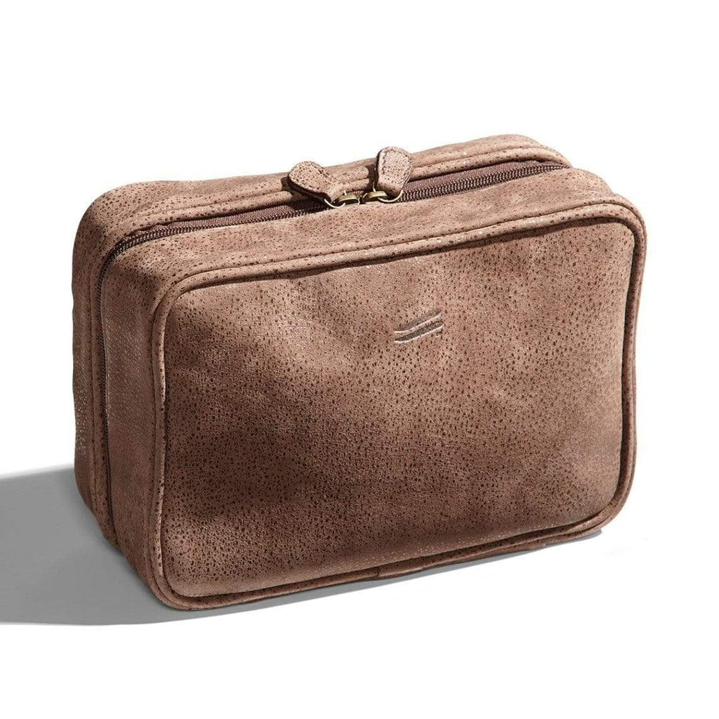 The Wright Brothers USA Bags & Cases Leather hanging toiletry case