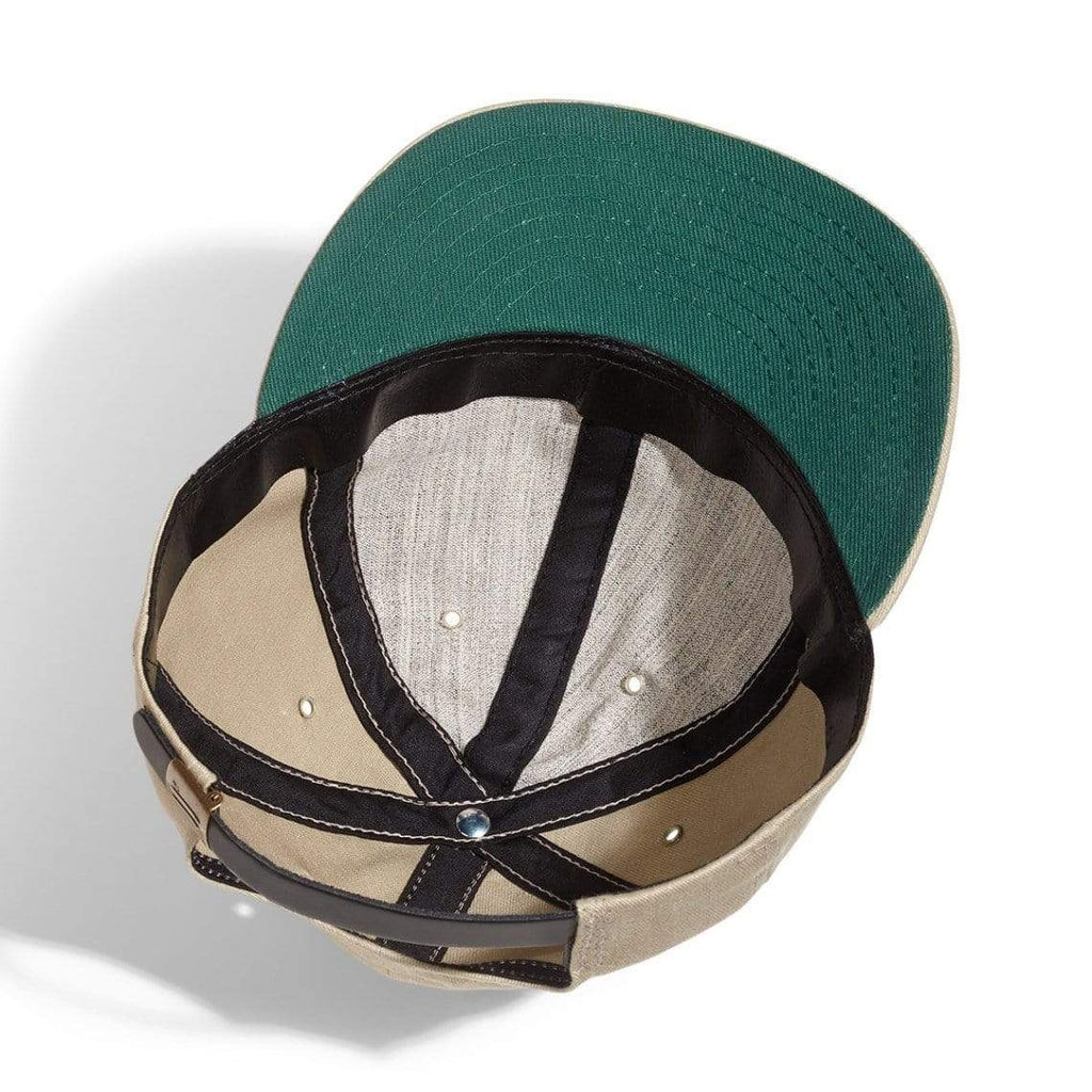 The Wright Brothers USA Caps Khaki Cotton twill flight cap | adjustable, Khaki