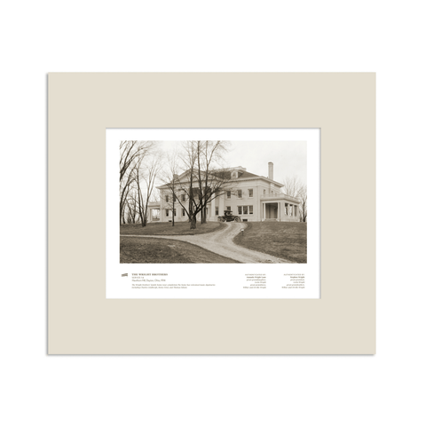 Kitty Hawk Series 1.1 | framed Giclée print (larger formats)
