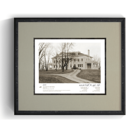 Hawthorn Hill Series 1.6 | signed & matted Giclée print