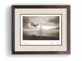 The Wright Brothers USA prints Le Mans Series 1.3 | framed Giclée print (larger formats)
