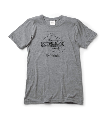 Be first. T-shirt | short sleeve, Athletic Grey