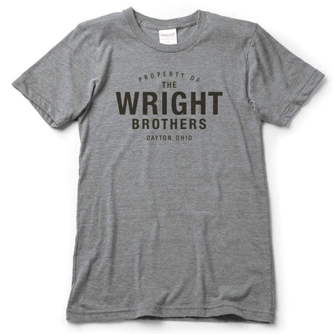Do it Wright. T-shirt | short sleeve, Athletic Grey