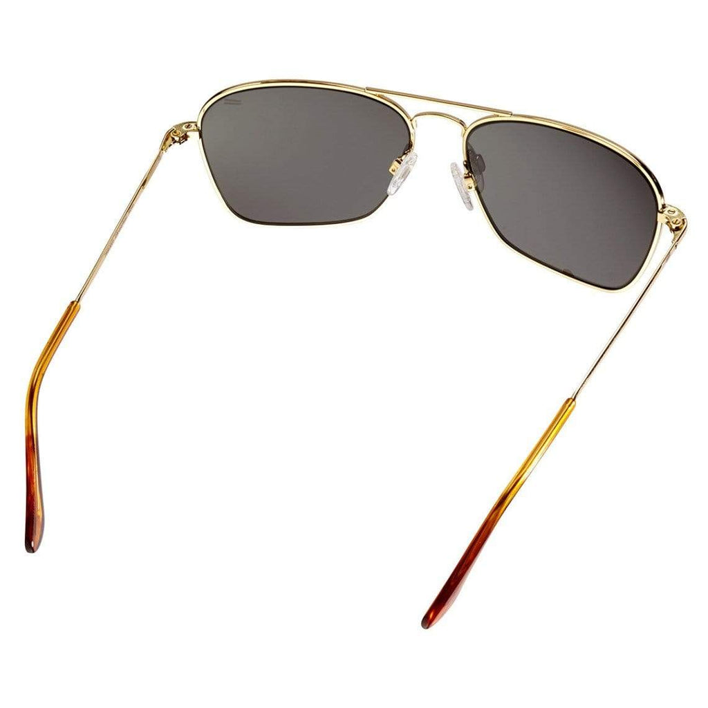 The Wright Brothers USA Sunglasses 1300 Series sunglasses 23k Gold-plated