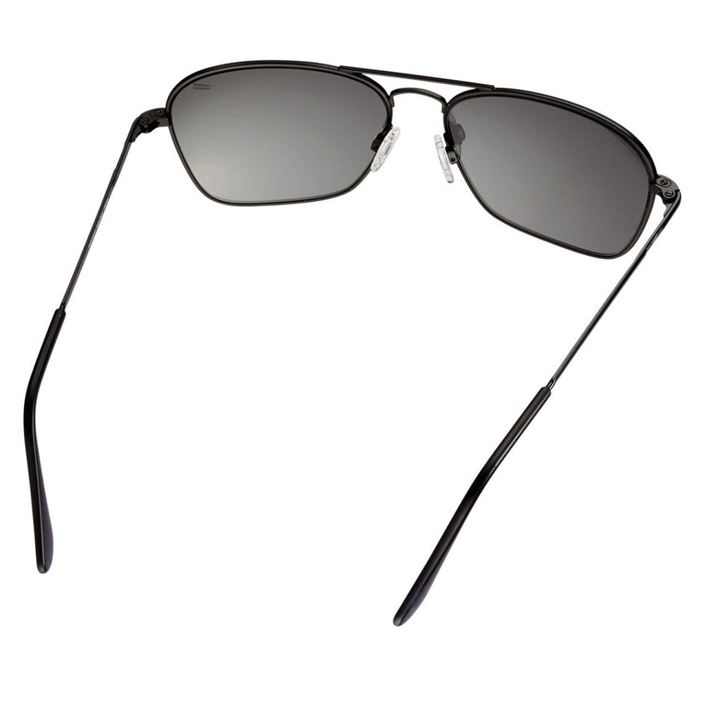 The Wright Brothers USA Sunglasses 1300 Series sunglasses | Matte Black