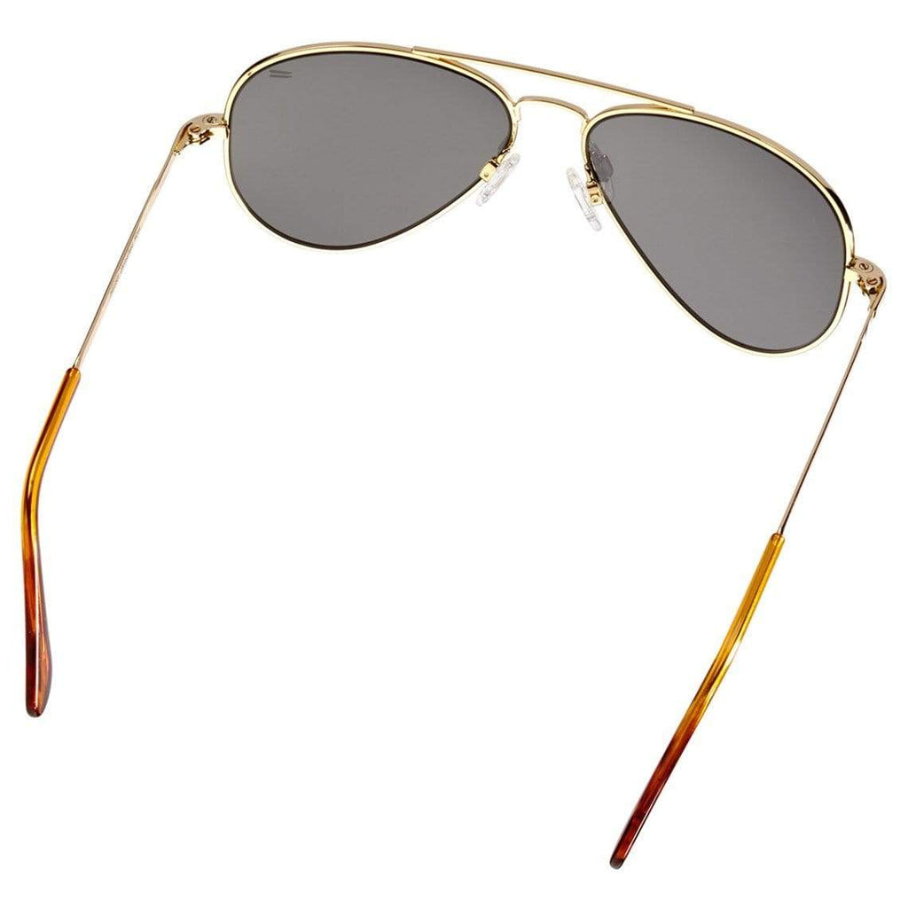 The Wright Brothers USA Sunglasses 1350 Series sunglasses | 23k Gold-plated