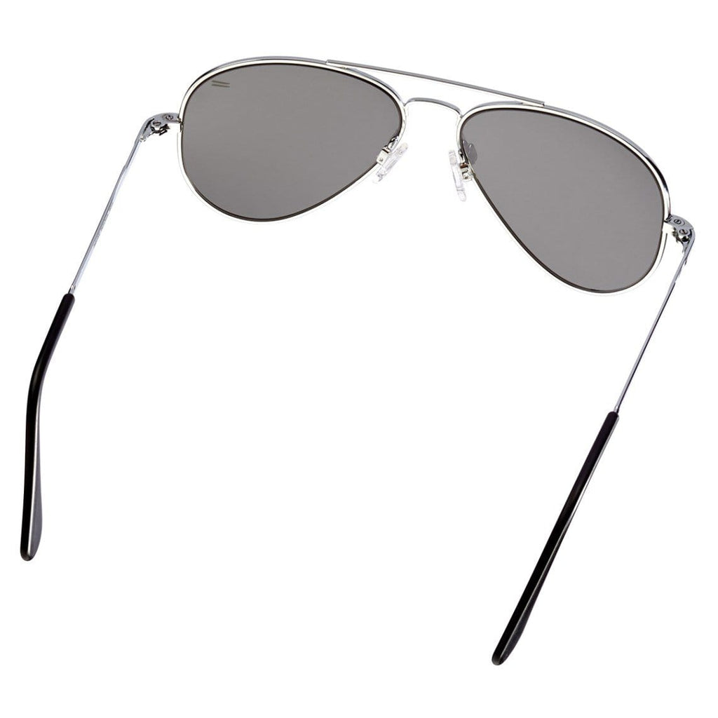 The Wright Brothers USA Sunglasses 1350 Series sunglasses | Chrome