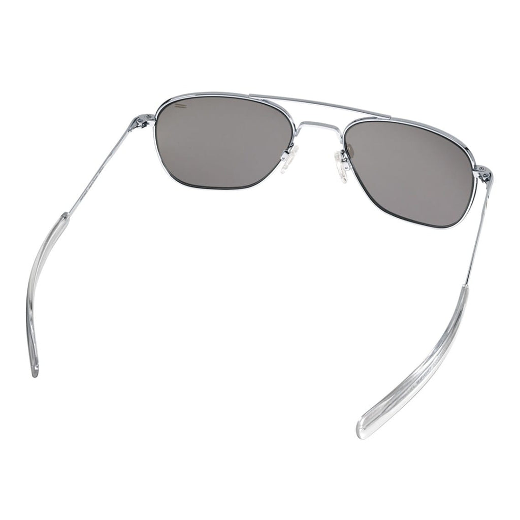 The Wright Brothers USA Sunglasses 1360 Series sunglasses | Chrome