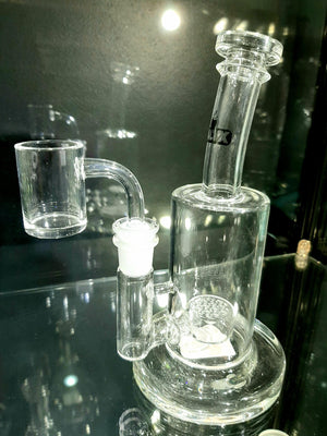 "CalyX Glass FoL Rig (7"")"