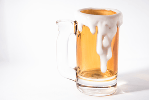 DCO Beer Mug Qtip Holder