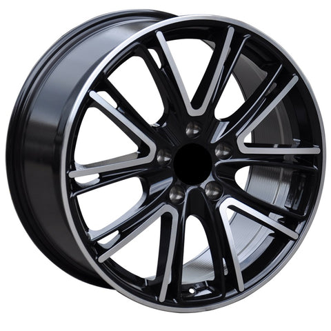 Wheels for Porsche. Model: 0577BM