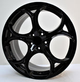 Wheels for Alfa Romeo. Model: 1001GB ( SOLD AS SET ONLY )