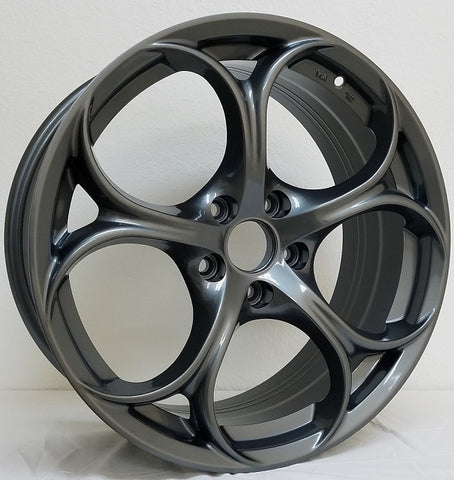Wheels for Alfa Romeo. Model: 1001GM