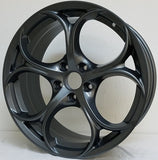 Wheels for Alfa Romeo. Model: 1001GM ( SOLD AS SET ONLY )