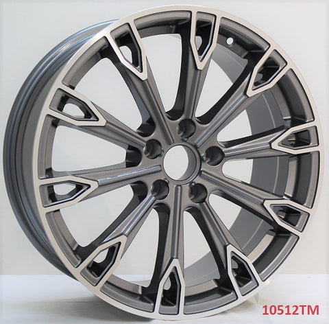 Wheels for AUDI. Model 10512TM