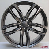 Wheels for AUDI. Model 1196DTM