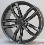 Wheels for AUDI. Model 1196DTM ( OUT OF STOCK )