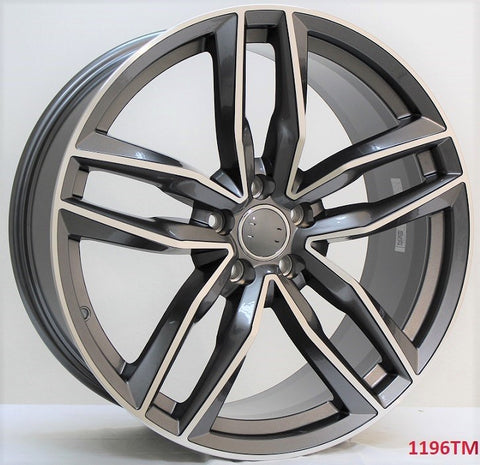 Wheels for AUDI. Model 1196TM