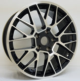 Wheels for Porsche. Model: 1268BM