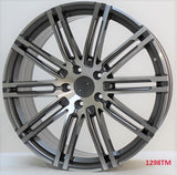 Wheels for Porsche. Model: 1298TM