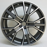 Wheels for AUDI. Model 1332TM ( SOLD AS SET ONLY )