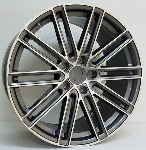 Wheels for Porsche. Model: 17TM