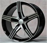 Wheels for Mercedes. Model: R501BM