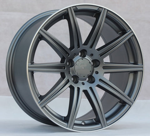 Wheels for Mercedes. Model: R504TM