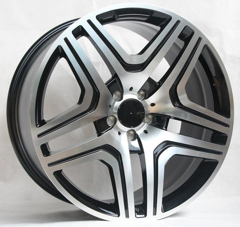 Wheels For Mercedes. Model: R506BM