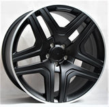 Wheels For Mercedes. Model: R506SBML