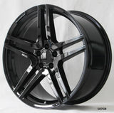 Wheels for Mercedes. Model: R507GB