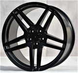 Wheels for Mercedes. Model: R507SB