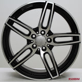 Wheels For Mercedes. Model: R508BM