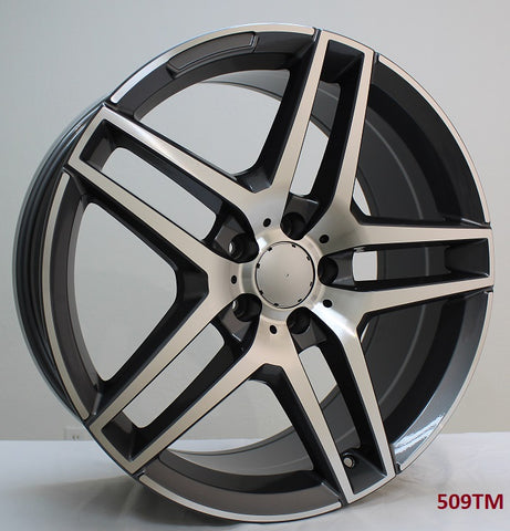 Wheels For Mercedes. Model: R509TM