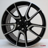 Wheels For Mercedes. Model: R512BM