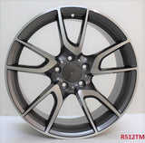Wheels For Mercedes. Model: R512TM