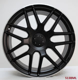 Wheels For Mercedes. Model: R513BML