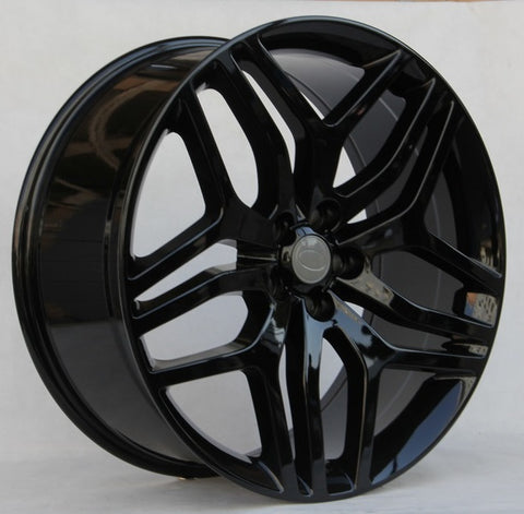 Wheels for Land/Range Rover. Model: R524GB (SOLD OUT)