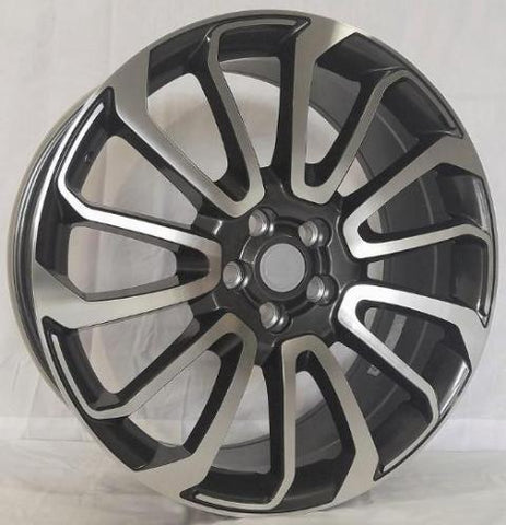 Wheels for Land/Range Rover. Model: R526DTM