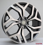 Wheels For Range Rover: R5316TM