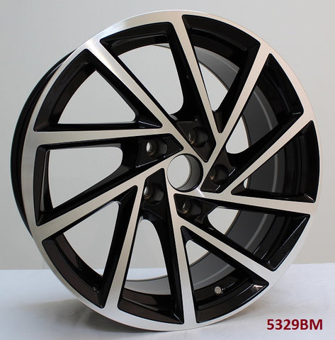 Wheels For VolksWagen. Model: 5329BM
