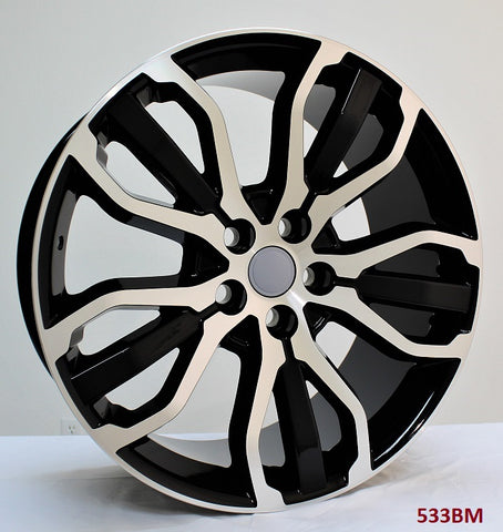 Wheels for Land/Range Rover 533BM