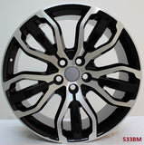 Wheels for Land/Range Rover R533BM